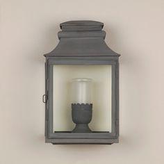 Vaughan Designs valencay external wall lantern large