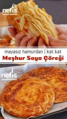 Turkish Recipes, Mac And Cheese, Bread Recipes, Muffin, Good Food, Food And Drink, Sweets, Chicken, Breakfast