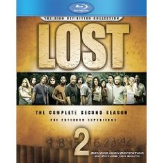 Lost: The Complete Second Season [Blu-ray] (2011), (blu-ray, lost, tv series, 1080p, abc, high definition, playstation 3, blu-ray store, evangeline lilly, josh holloway)