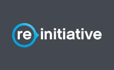 Edgy Logo Design   Re Initiative Logo Design