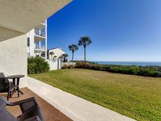 Palms ~ Seagrove Beach Vacation Rental Condo ~ by Garrett Realty Services 1256 Santa Rosa Beach Florida, Florida Beaches, Seagrove Beach, Beach Vacation Rentals, Condominium, Ideal Home, Trip Planning, Sidewalk, Explore