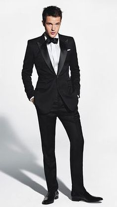 Nothing looks more sexier than a well fitting tux, when the occasion calls!