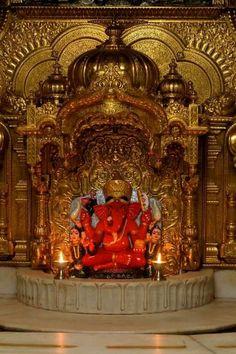 Shri Ganesh! Shri SIDDHI VINAYAK