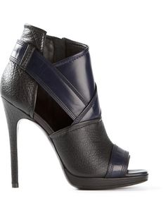 MCQ BY ALEXANDER MCQUEEN Ankle Boot Preta