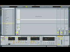 Sound Design in Ableton Live Tutorial - Jungle Bass (Part 1)