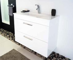 ADP Alpine 600mm Wall Hung 2 Drawer Vanity - $945.00 from Tradelink