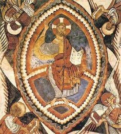 Pantocrátor del Panteón de San Isidoro de León