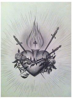 Jesus Tattoo, Cover Up Tattoos, Small Tattoos, Hand Tattoos, Sleeve Tattoos, Arabic Tattoos, Sagrado Corazon Tattoo, Skull Couple Tattoo, Coeur Tattoo