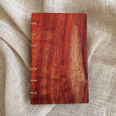 Hand crafted Padauk exotic hardwood by BrandonMichaelDesign
