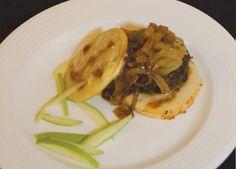 Earthy Turfy Caramelized Ponzu Sliders | Mushrooms On The Menu | Mushrooms at Foodservice  #MightyMushrooms