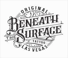 Handlettered Logotypes 4 on Typography Served Logos Vintage, Vintage Logo Design, Vintage Typography, Typography Letters, Graphic Design, Typography Served, Typography Logo, Tattoo Lettering Fonts, Lettering Design