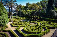 Jardines del Pazo de Mariñan (Bergondo - Spain)
