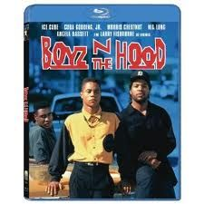 This one of the best hood movies of all time! Cube had the Jheri Curl! Lol