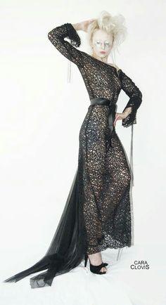 Fatal black lace