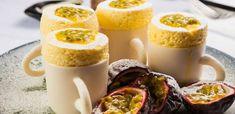Passion Fruit Soufflé - The Food Show