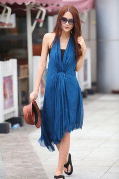 blaue kleider hell und kurz super aussehen blaue kleider pinterest. Black Bedroom Furniture Sets. Home Design Ideas