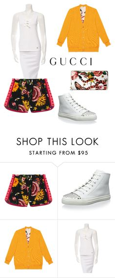 """Presenting the Gucci Garden Exclusive Collection: Contest Entry"" by frenchyfri1 ❤ liked on Polyvore featuring Gucci and gucci"