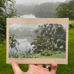 "Judd Mercer on Instagram: ""A magical foggy morning. Grays are much harder than people think! #Gouache #gouachepainting #artist #art #artistoninstagram #artwork…"" Foggy Morning, Gouache Painting, Artist Art, Photo And Video, Artwork, People, Instagram, Work Of Art, Auguste Rodin Artwork"