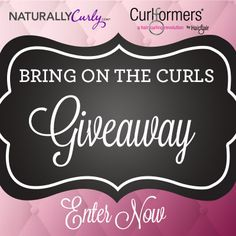 I just entered Curlformers Bring On The Curls  to win some amazing curly hair prizes on NaturallyCurly.com! You should enter too. It's easy, click here: http://www.naturallycurly.com/giveaways/Curlformers-Damage-Free-Curls-Giveaway/st/53bf1708ecada7.51266436