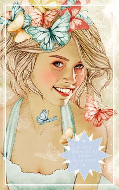 http://luciole-art.blogspot.be/search/label/ILLUSTRATIONS
