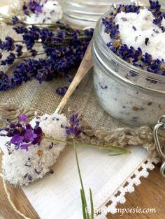 Lavendel-Zucker