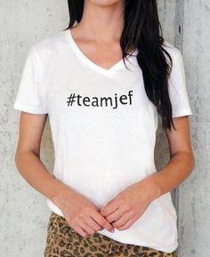 Team Jef! For Collette :)
