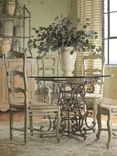Highland House Furniture: HH02 306 GR   Dining Table Highland House 48