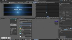 CGVIRUS Studio is very happy to release their free Optical Flare Compositor Node for Blender compositor. create good quality flares quickly in Blender Compositor environment. The node system has enabled a massive development for customization