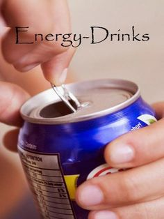 Kalorientabelle Energy-Drinks