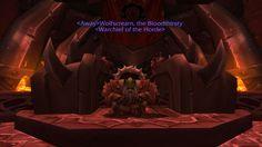 Praise the new ... Warchief ? #worldofwarcraft #blizzard #Hearthstone #wow #Warcraft #BlizzardCS #gaming