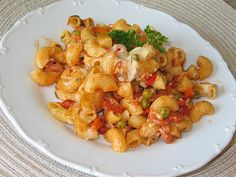 Nudelauflauf für Kinder Pasta casserole for children, a tasty recipe from the category vegetables. Vegetable Stew, Vegetable Dishes, Vegetable Recipes, Home Meals, Kids Meals, Easy Meals, Noodle Casserole, Casserole Dishes, Cabbage Stew
