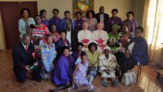 A busy Ascension Day for the Apostolic Nuncio during his visit to Swaziland