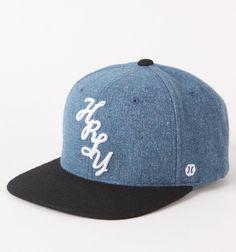 Hurley Very Snapback Hat - PacSun.com Pacsun 41968dfedd85