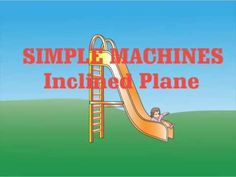 Simple Machines: Inclined Plane Slide