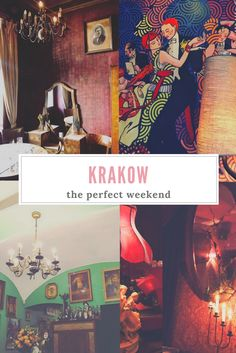 A weekend in Krakow – My highlights