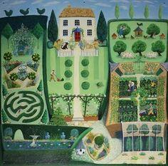 "Jenny Beck ""The Garden"""