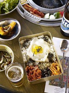 All That Korea — 도시락 /Korean Lunch Box | (c) Ed Rudolph