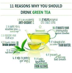 Does Green Tea Really Contain Caffeine? 7 Unexpected Facts About Green Tea That Will Change The Way You Look At It Many people know that green tea is considered good for you even though it