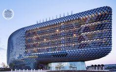 South Australian Health and Medical Research Institute (SAHMRI), Woods Bagot