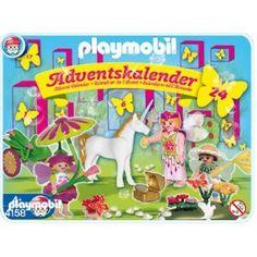 Playmobil Unicorn Fairy Advent calendar