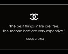 The best things in life... #quotes #inspiration #cocochanel - bellashoot.com