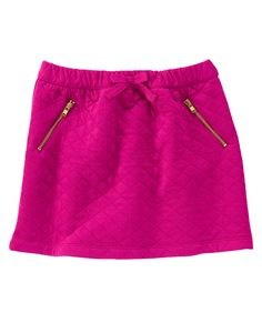 Quilted Skirt at Gymboree. Want for birthday/christmas