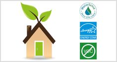 Eco-friendly Home Products Guide: What You Should Know #GreenBuilding Choosing eco-friendly home products that meet eco-friendly, green home standards can greatly improve energy efficiency and provide you with water conservation benefits that will save you lots of money...
