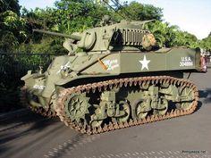 FOR SALE: 1944 M5A1 Stuart Light Tank - http://www.warhistoryonline.com/war-articles/sale-1944-m5a1-stuart-light-tank.html: