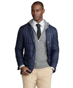 Quilted Blazer | Brooks Brothers