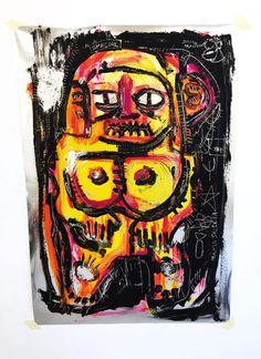 basquiat sleeps with de kooning