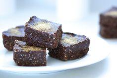 Chocolate Gingerbread Brownies - Rachael Campbell