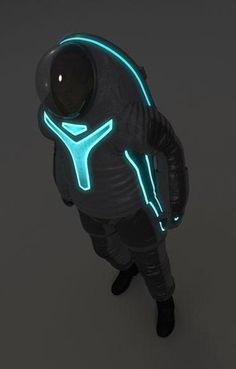 NASA's new spacesuit design.