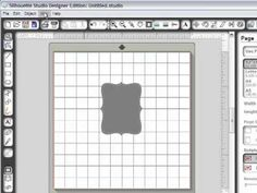 Creating Cut Files Using Stampin' Up! MDS Punches with Silhouette Studio Designer Edition Software