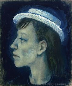 Pavel Tchelitchew Paintings | Tchelitchew, Pavel (1898-1957) - 1929c. Portrait of Lotte Lenya ...